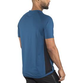 ION Traze AMP Cblock Camiseta Manga Corta Hombre, ocean blue